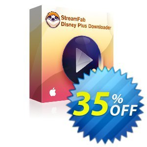 StreamFab Disney Plus Downloader for MAC (1 Month) Coupon, discount 30% OFF StreamFab Disney Plus Downloader for MAC (1 Month), verified. Promotion: Special sales code of StreamFab Disney Plus Downloader for MAC (1 Month), tested & approved