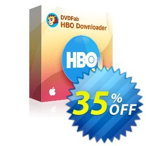 DVDFab HBO Downloader For MAC (1 month) discount coupon 30% OFF DVDFab HBO Downloader For MAC (1 month), verified - Special sales code of DVDFab HBO Downloader For MAC (1 month), tested & approved