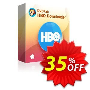 DVDFab HBO Downloader For MAC (1 year) Coupon discount 30% OFF DVDFab HBO Downloader For MAC (1 year), verified