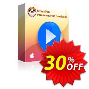 StreamFab Paramount Plus Downloader for MAC (1 Year) discount coupon 31% OFF StreamFab FANZA Downloader for MAC, verified - Special sales code of StreamFab FANZA Downloader for MAC, tested & approved