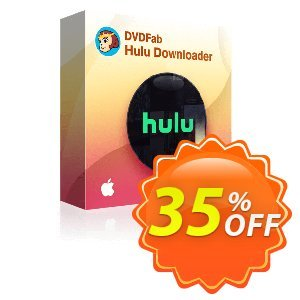 DVDFab Hulu Downloader for MAC discount coupon 30% OFF DVDFab Hulu Downloader, verified - Special sales code of DVDFab Hulu Downloader, tested & approved
