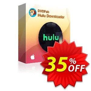 DVDFab Hulu Downloader for MAC Gutschein rabatt 30% OFF DVDFab Hulu Downloader, verified Aktion: Special sales code of DVDFab Hulu Downloader, tested & approved