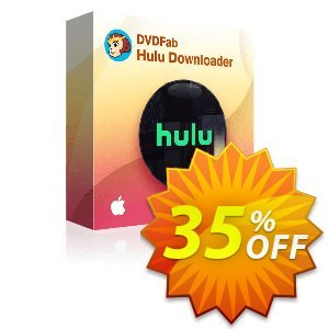 DVDFab Hulu Downloader for MAC (1 Year License) discount coupon 30% OFF DVDFab Hulu Downloader (1 Year License), verified - Special sales code of DVDFab Hulu Downloader (1 Year License), tested & approved