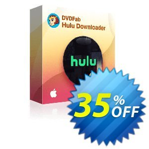 DVDFab Hulu Downloader for MAC Lifetime License discount coupon 30% OFF DVDFab Hulu Downloader for MAC Lifetime License, verified - Special sales code of DVDFab Hulu Downloader for MAC Lifetime License, tested & approved