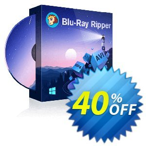 DVDFab Blu-ray Ripper (1 Month License) Coupon discount 50% OFF DVDFab Blu-ray Ripper (1 Month License), verified
