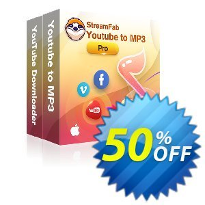 StreamFab YouTube Downloader PRO for MAC Lifetime Coupon, discount 50% OFF StreamFab YouTube Downloader PRO for MAC Lifetime, verified. Promotion: Special sales code of StreamFab YouTube Downloader PRO for MAC Lifetime, tested & approved