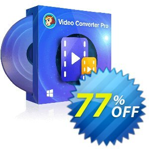 DVDFab Video Converter PRO discount coupon 77% OFF DVDFab Video Converter PRO, verified - Special sales code of DVDFab Video Converter PRO, tested & approved