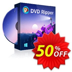 DVDFab DVD Ripper Lifetime License Coupon, discount 50% OFF DVDFab DVD Ripper Lifetime License, verified. Promotion: Special sales code of DVDFab DVD Ripper Lifetime License, tested & approved