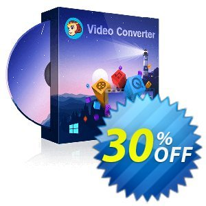 DVDFab Video Converter Standard Coupon, discount 77% OFF DVDFab Video Converter Standard, verified. Promotion: Special sales code of DVDFab Video Converter Standard, tested & approved