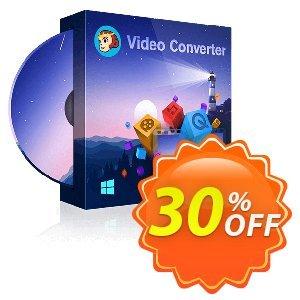 DVDFab Video Converter Standard 優惠券,折扣碼 77% OFF DVDFab Video Converter Standard, verified,促銷代碼: Special sales code of DVDFab Video Converter Standard, tested & approved