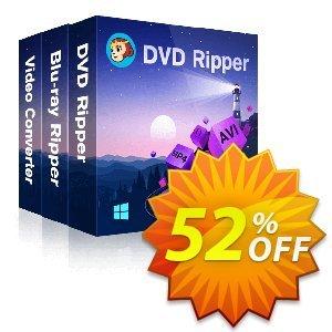 DVDFab DVD Ripper + Blu-ray Ripper + Video Converter 優惠券,折扣碼 52% OFF DVDFab DVD Ripper + Blu-ray Ripper + Video Converter, verified,促銷代碼: Special sales code of DVDFab DVD Ripper + Blu-ray Ripper + Video Converter, tested & approved