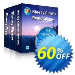 DVDFab Blu-ray Copy + Blu-ray Ripper (Cinavia included) Coupon, discount 50% OFF DVDFab Blu-ray Copy + Blu-ray Ripper (Cinavia included), verified. Promotion: Special sales code of DVDFab Blu-ray Copy + Blu-ray Ripper (Cinavia included), tested & approved
