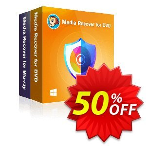 DVDFab Media Recover for DVD & Blu-ray discount coupon 50% OFF DVDFab Media Recover for DVD & Blu-ray, verified - Special sales code of DVDFab Media Recover for DVD & Blu-ray, tested & approved