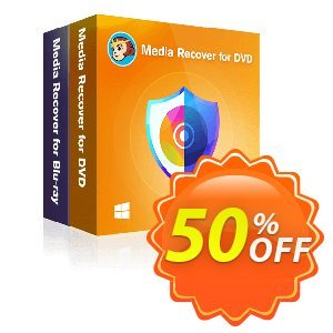 DVDFab Media Recover for DVD & Blu-ray Coupon, discount 50% OFF DVDFab Media Recover for DVD & Blu-ray, verified. Promotion: Special sales code of DVDFab Media Recover for DVD & Blu-ray, tested & approved
