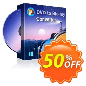 DVDFab DVD to Blu-ray Converter Coupon, discount 50% OFF DVDFab DVD to Blu-ray Converter, verified. Promotion: Special sales code of DVDFab DVD to Blu-ray Converter, tested & approved