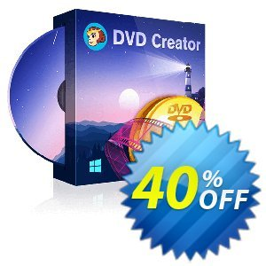 DVDFab DVD Creator discount coupon 50% OFF DVDFab DVD Creator, verified - Special sales code of DVDFab DVD Creator, tested & approved