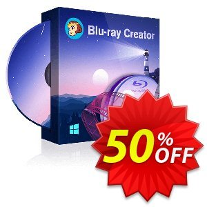 DVDFab Blu-ray Creator Coupon, discount 50% OFF DVDFab Blu-ray Creator, verified. Promotion: Special sales code of DVDFab Blu-ray Creator, tested & approved