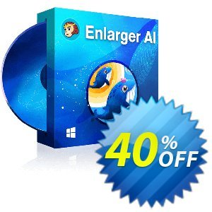 DVDFab Enlarger AI discount coupon 50% OFF DVDFab Enlarger AI, verified - Special sales code of DVDFab Enlarger AI, tested & approved