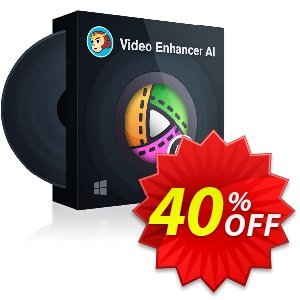 DVDFab Enlarger AI (1 year License) discount coupon 50% OFF DVDFab Enlarger AI (1 year License), verified - Special sales code of DVDFab Enlarger AI (1 year License), tested & approved