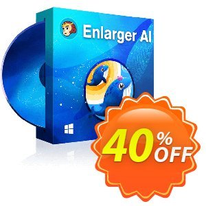 DVDFab Enlarger AI Lifetime discount coupon 50% OFF DVDFab Enlarger AI Lifetime, verified - Special sales code of DVDFab Enlarger AI Lifetime, tested & approved