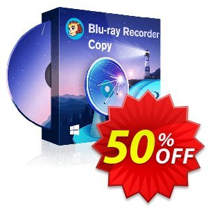 DVDFab Blu-ray Recorder Copy Coupon, discount 50% OFF DVDFab Blu-ray Recorder Copy, verified. Promotion: Special sales code of DVDFab Blu-ray Recorder Copy, tested & approved
