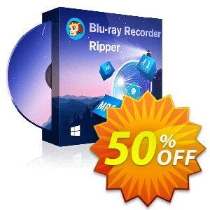 DVDFab Blu-ray Recorder Ripper discount coupon 50% OFF DVDFab Blu-ray Recorder Ripper, verified - Special sales code of DVDFab Blu-ray Recorder Ripper, tested & approved