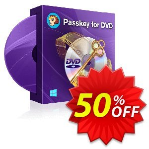 DVDFab Passkey for DVD Coupon, discount 50% OFF DVDFab Passkey for DVD, verified. Promotion: Special sales code of DVDFab Passkey for DVD, tested & approved