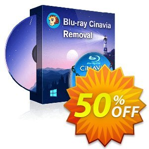 DVDFab Blu-ray Cinavia Removal discount coupon 50% OFF DVDFab Blu-ray Cinavia Removal, verified - Special sales code of DVDFab Blu-ray Cinavia Removal, tested & approved