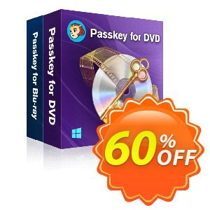 Passkey for DVD & Blu-ray 優惠券,折扣碼 50% OFF Passkey for DVD & Blu-ray, verified,促銷代碼: Special sales code of Passkey for DVD & Blu-ray, tested & approved