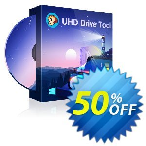 DVDFab UHD Drive Tool discount coupon 50% OFF DVDFab UHD Drive Tool, verified - Special sales code of DVDFab UHD Drive Tool, tested & approved
