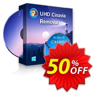 DVDFab UHD Cinavia Removal discount coupon 50% OFF DVDFab UHD Cinavia Removal, verified - Special sales code of DVDFab UHD Cinavia Removal, tested & approved