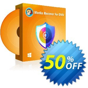 DVDFab Media Recover for DVD discount coupon 50% OFF DVDFab Media Recover for DVD, verified - Special sales code of DVDFab Media Recover for DVD, tested & approved