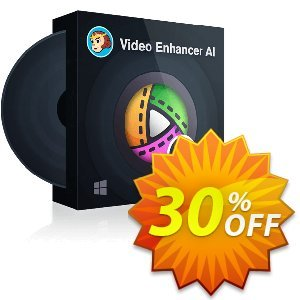 DVDFab Video Enhancer AI (1 month License) discount coupon 30% OFF DVDFab Video Enhancer AI (1 month License), verified - Special sales code of DVDFab Video Enhancer AI (1 month License), tested & approved