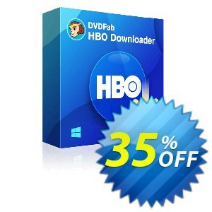 DVDFab HBO Downloader (1 month) Coupon discount 40% OFF DVDFab HBO Downloader (1 month), verified