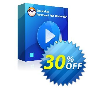 StreamFab Paramount Plus Downloader (1 Month) discount coupon 31% OFF StreamFab FANZA Downloader for MAC, verified - Special sales code of StreamFab FANZA Downloader for MAC, tested & approved