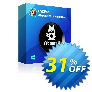 StreamFab AbemaTV Downloader Coupon, discount 30% OFF StreamFab AbemaTV Downloader, verified. Promotion: Special sales code of StreamFab AbemaTV Downloader, tested & approved