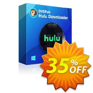 DVDFab Hulu Downloader (1 year License) discount coupon 50% OFF DVDFab Hulu Downloader, verified - Special sales code of DVDFab Hulu Downloader, tested & approved