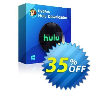 DVDFab Hulu Downloader Lifetime License discount coupon 30% OFF DVDFab Hulu Downloader, verified - Special sales code of DVDFab Hulu Downloader, tested & approved