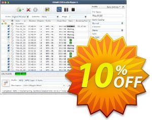 Xilisoft DVD to Audio Converter for Mac Coupon discount Xilisoft DVD Audio Ripper for Mac marvelous promo code 2021. Promotion: Discount for Xilisoft coupon code