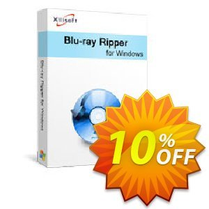 Xilisoft Blu-Ray Ripper Coupon, discount Coupon for 5300. Promotion: