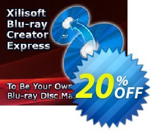 Xilisoft Blu-ray Creator 2 Coupon discount Xilisoft Blu-ray Creator Express formidable offer code 2020 -
