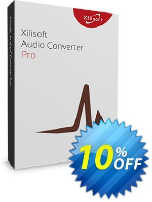 Xilisoft Audio Converter Pro Coupon, discount 30OFF Xilisoft (10993). Promotion: Discount for Xilisoft coupon code