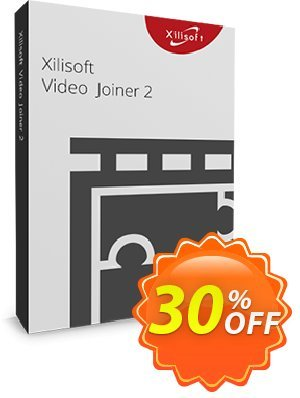 Xilisoft Video Joiner 2 for Mac Coupon, discount 30OFF Xilisoft (10993). Promotion: Discount for Xilisoft coupon code