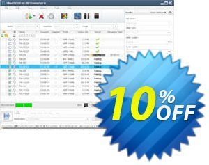 Xilisoft DVD to 3GP Converter 6 Coupon, discount 30OFF Xilisoft (10993). Promotion: Discount for Xilisoft coupon code