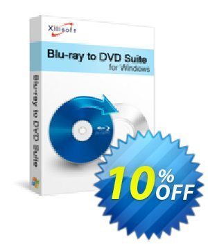 Xilisoft Blu-ray to DVD Suite Coupon discount Xilisoft Blu-ray to DVD Suite amazing promotions code 2019 - amazing promotions code of Xilisoft Blu-ray to DVD Suite 2019