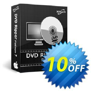 Xilisoft DVD Ripper Platinum for Mac discount coupon Xilisoft DVD Ripper Platinum for Mac wonderful offer code 2020 - wonderful offer code of Xilisoft DVD Ripper Platinum for Mac 2020
