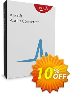 Xilisoft Audio Converter 6 Coupon, discount Coupon for 5300. Promotion: