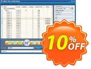 Xilisoft DVD Subtitle Ripper Coupon, discount 30OFF Xilisoft (10993). Promotion: Discount for Xilisoft coupon code
