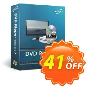 Xilisoft DVD Ripper Ultimate 7 Coupon discount Coupon for 5300 -