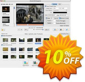 Xilisoft DVD Snapshot for Mac Coupon, discount 30OFF Xilisoft (10993). Promotion: Discount for Xilisoft coupon code